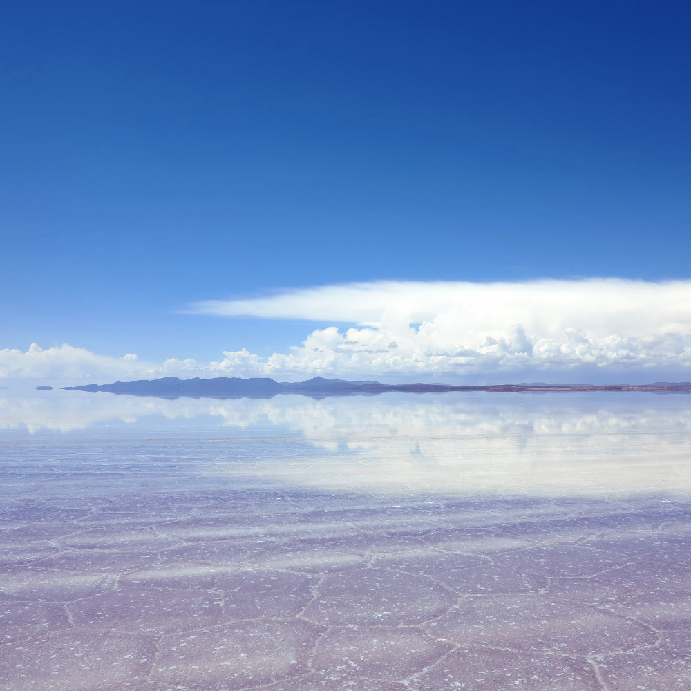 Carmen and Dave11 salt flats Bolivia Double-Barrelled Travel