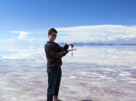 Photo essay: The salt flats of Uyuni, Bolivia