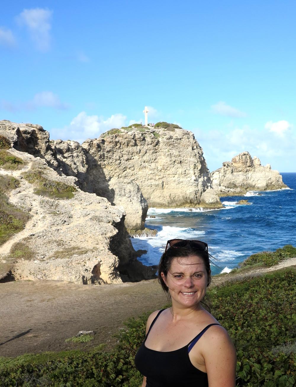 Pointe de chateaux Carmen Guadeloupe Double-Barrelled Travel