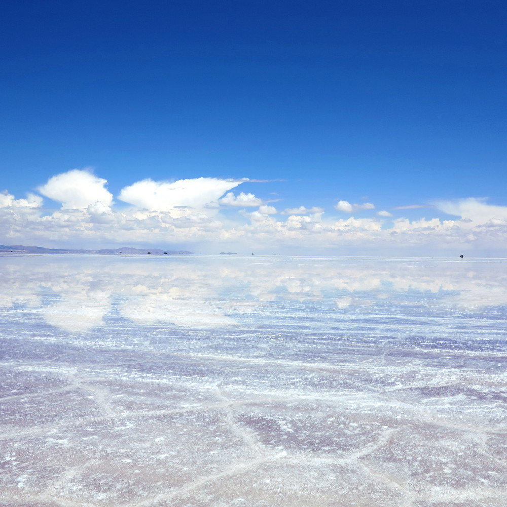 Salt flats tour Bolivia Double-Barrelled Travel