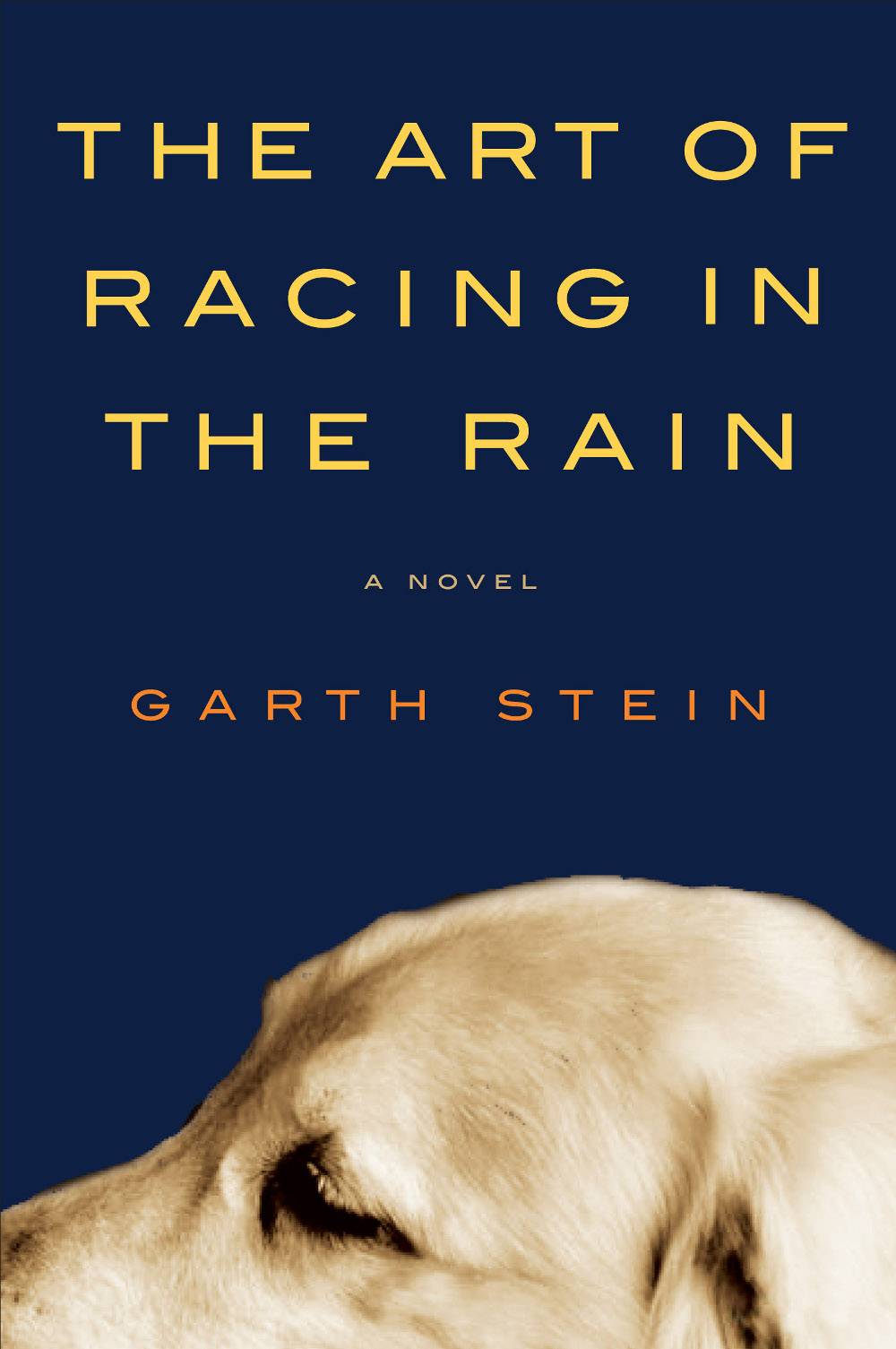 The art of racing in the rain Double-Barrelled Travel