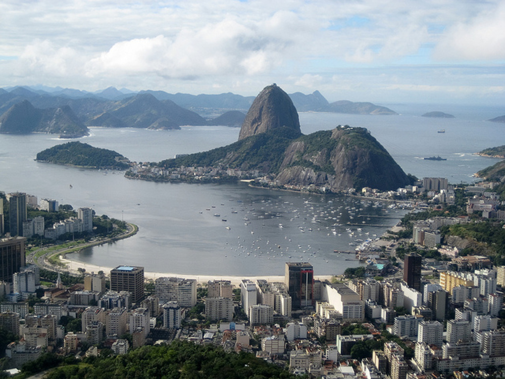 Travel trends 2014 Rio De Janiero Double-Barrelled Travel