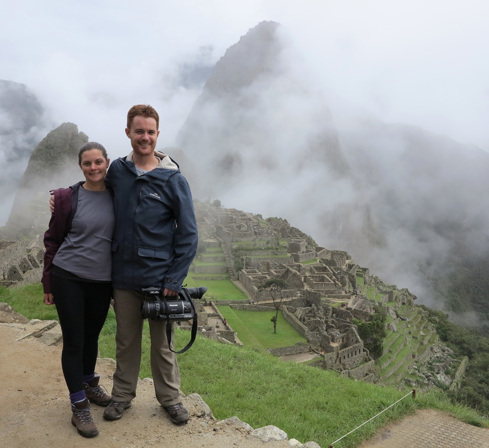Machu Picchu Double-Barrelled Travel