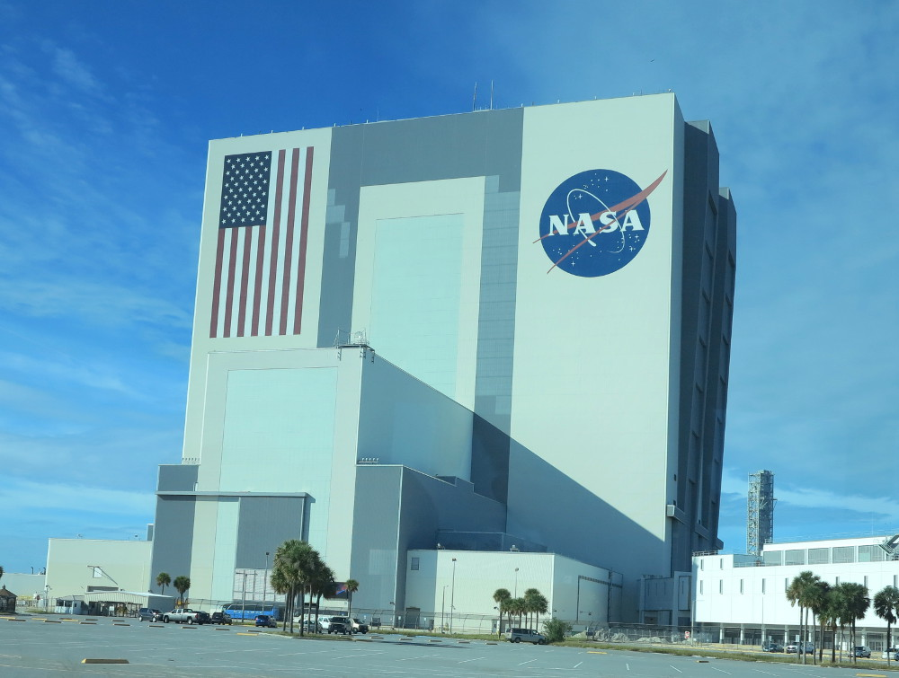 NASA Kennedy Space Center Double-Barrelled Travel