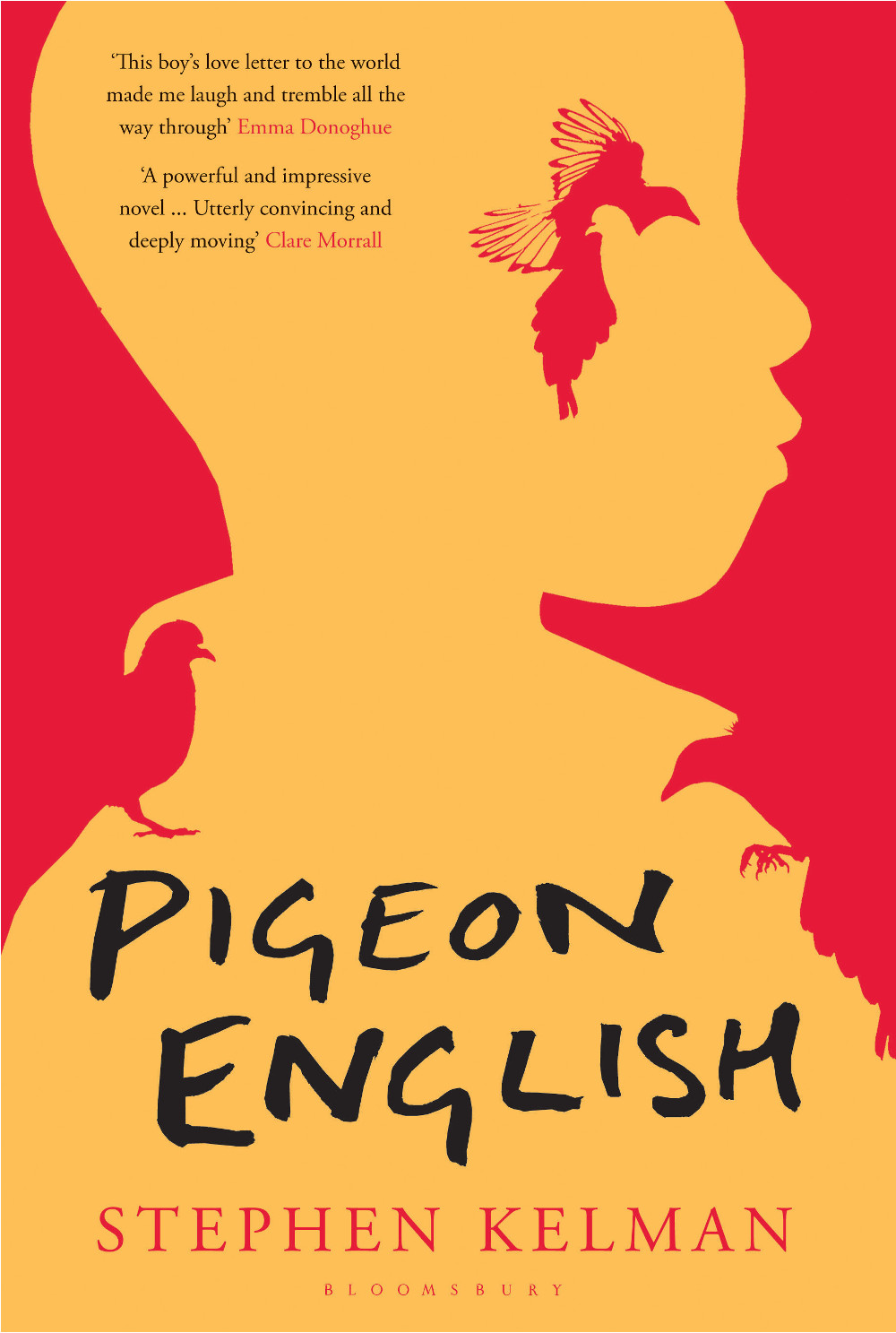 Pigeon English by Stephen Kelman Double-Barrelled Travel