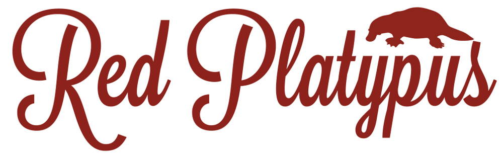 Red Platypus logo