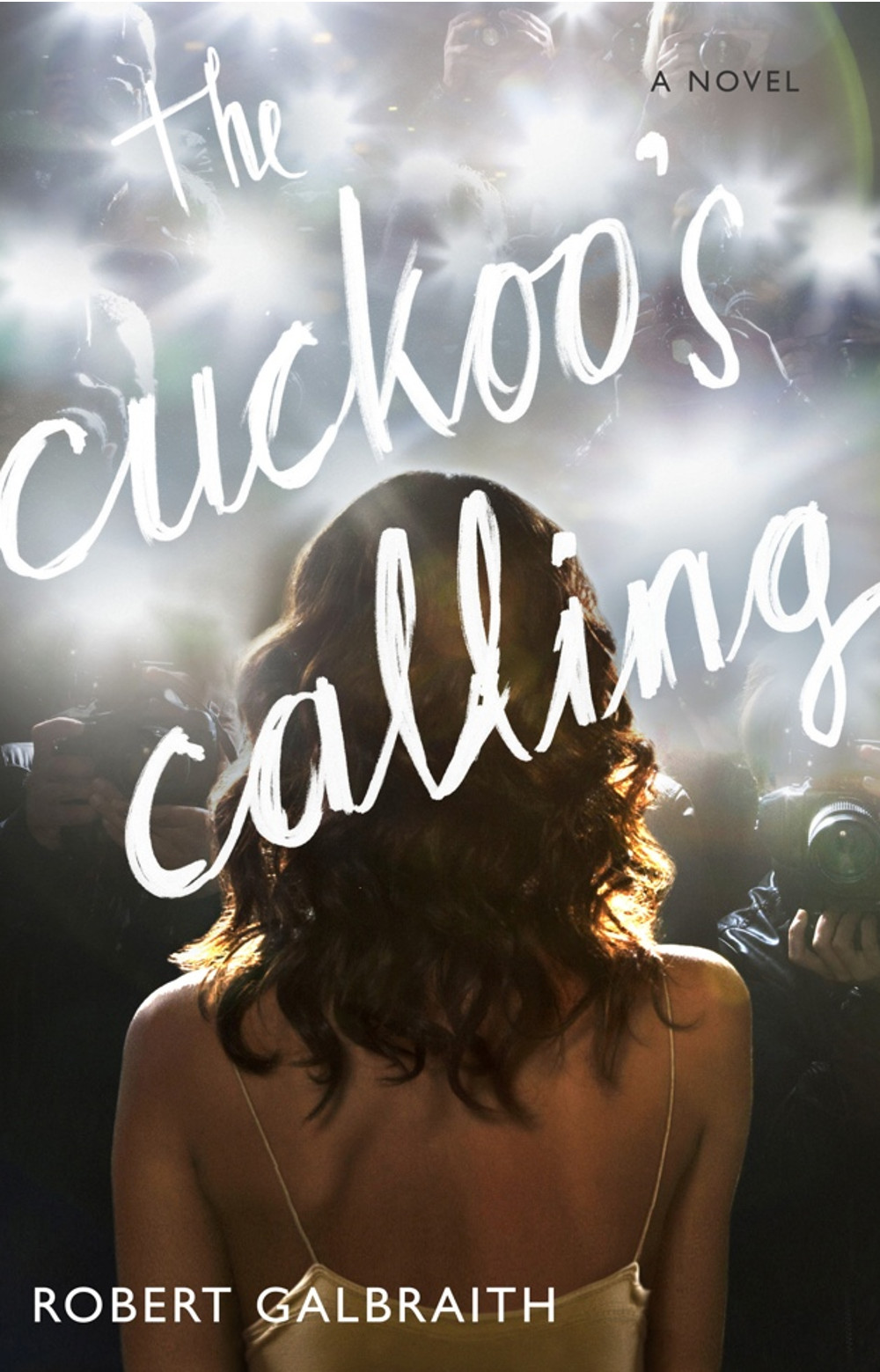 The Cuckoo's Calling by J K Rowling Double-Barrelled Travel