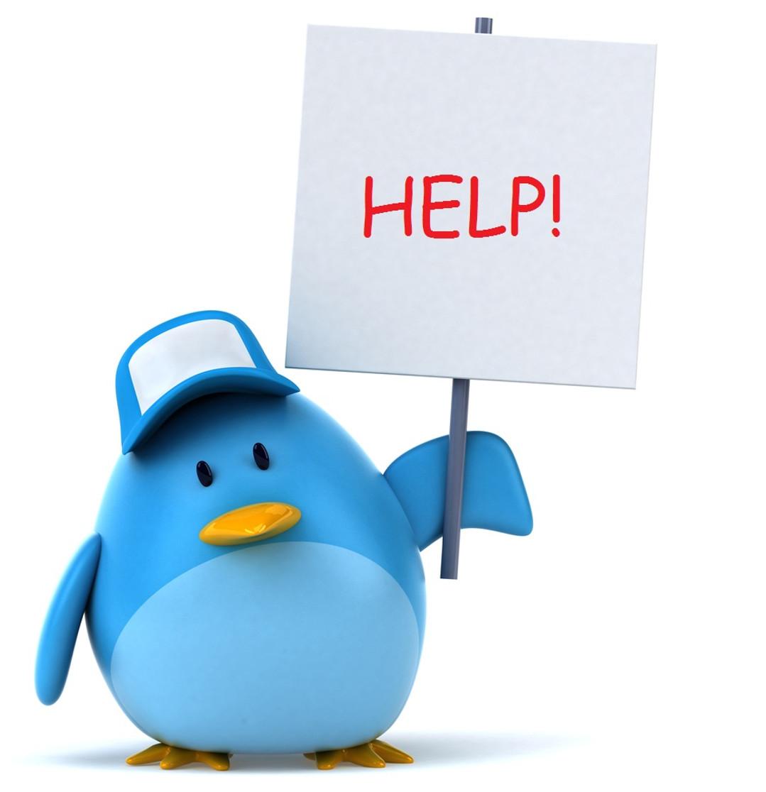 Twitter help Red Platypus
