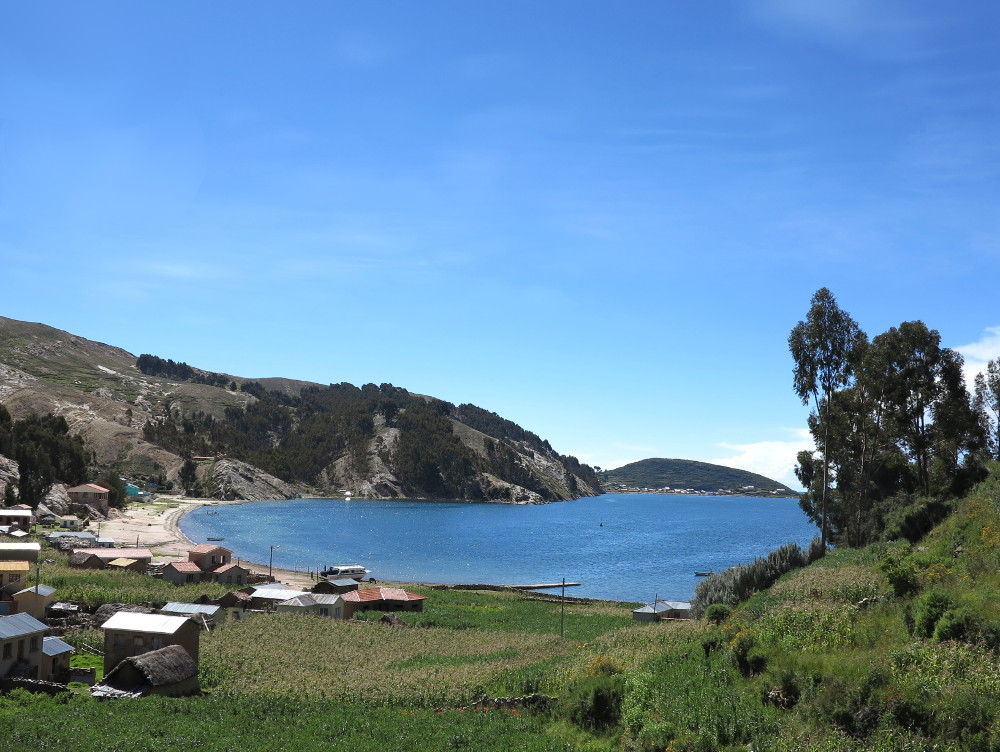 Isla del Sol lake titicaca Bolivia Double-Barrelled Travel