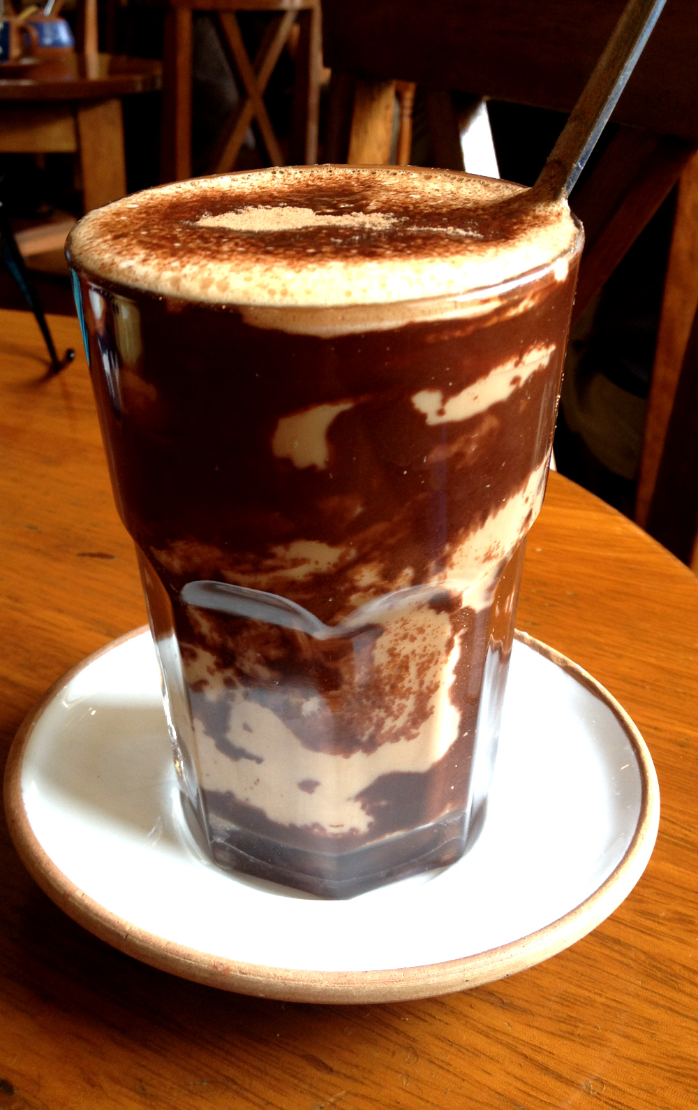 Mocha Jack's Cafe Cuzco Double-Barrelled Travel