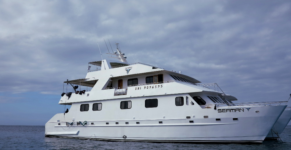 Seaman II Galapagos Double-Barrelled Travel