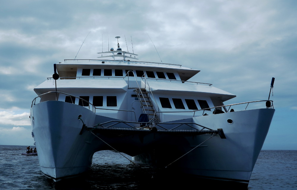 Seaman Journey in Galapagos Double-Barrelled Travel