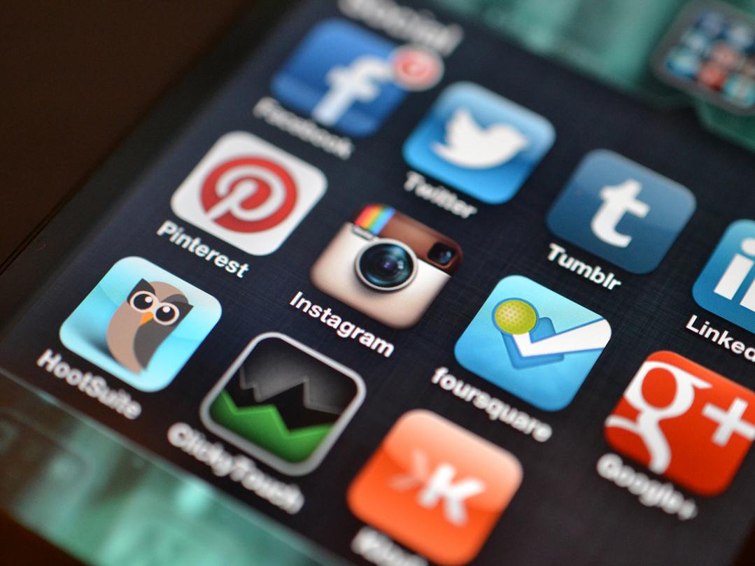 Social media apps Red Platypus Flickr Jason Howie