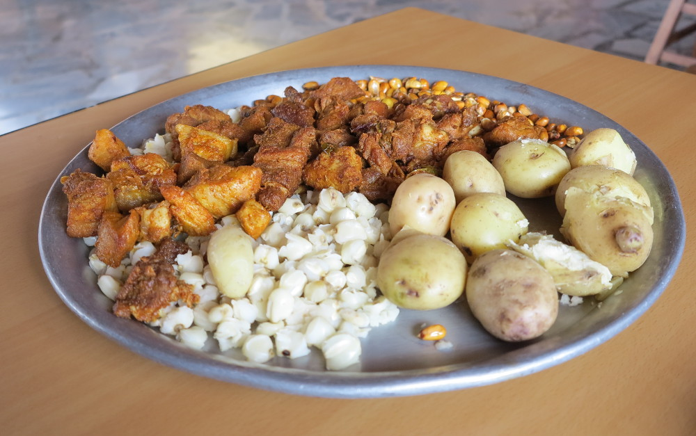 Typical ecuadorian food Double-Barrelled Travel