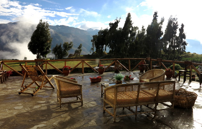 Colca Trek Lodge Peru Double-Barrelled Travel