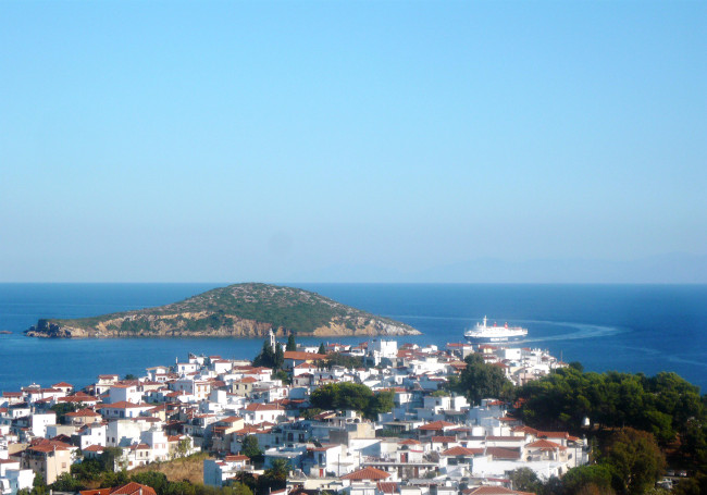 Cruising in the Med Double-Barrelled Travel