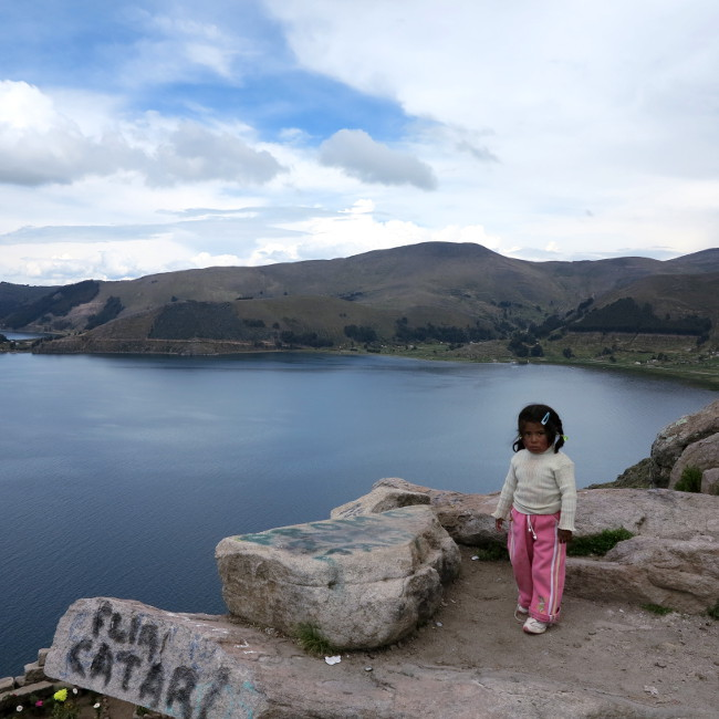 Hikes in Copacabana, Bolivia - Double-Barrelled Travel