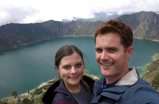 Laguna Quilotoa Ecuador Double-Barrelled Travel