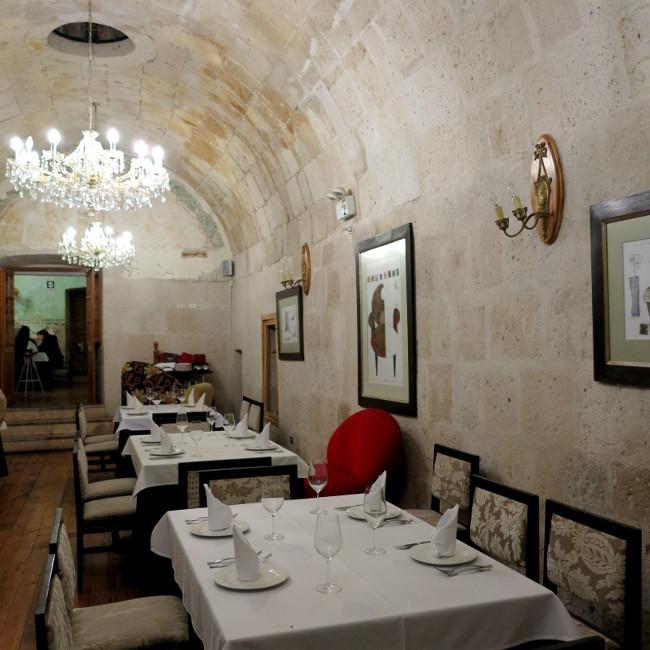 Restaurant Paladar 1900 Arequipa Double-Barrelled Travel