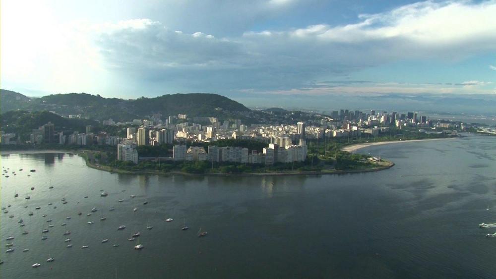 Rio Brazil Double-Barrelled Travel