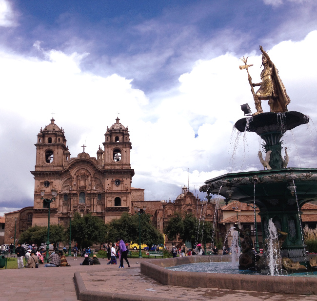 Cusco Double-Barrelled Travel