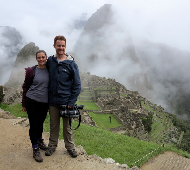 Inca Trail shoes