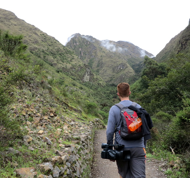 Inca Trail backpack