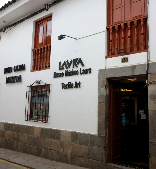 Maximo Laura Museum Cusco Double-Barrelled Travel