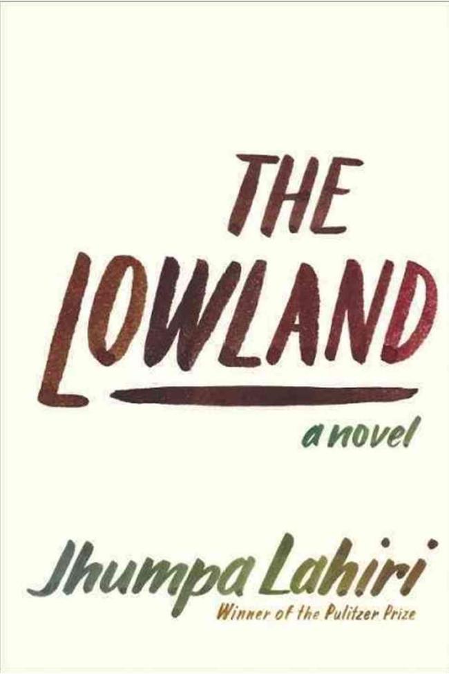 The Lowland by Jhumpa Lahiri Double-Barrelled Travel