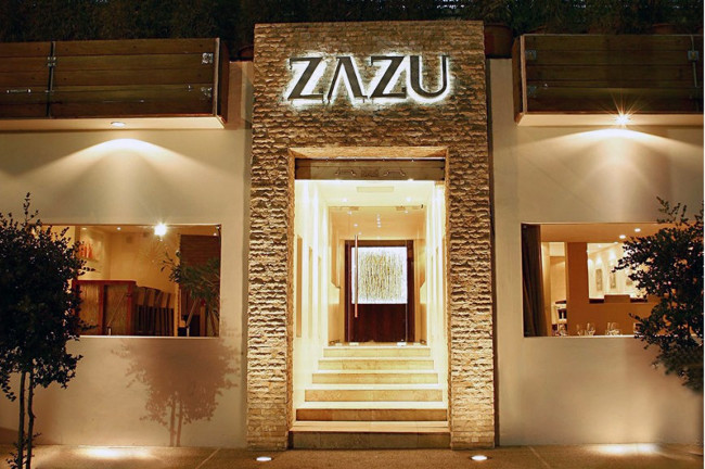 Zazu Restaurant Quito Double-Barrelled Travel