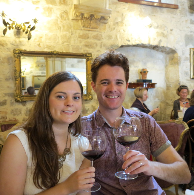 Dave and Carmen Split Croatia Double-Barrelled Travel
