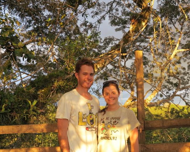 Ecuador Amazon jungle Double-Barrelled travel