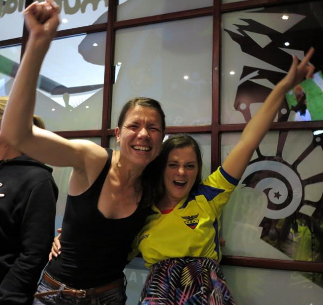 Ecuador scores Double-Barrelled Travel