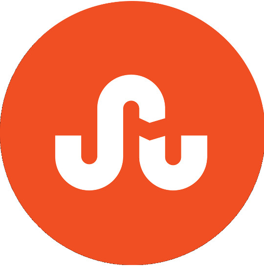 StumbleUpon logo Red Platypus
