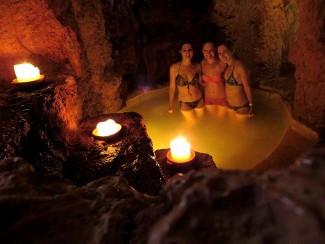 Banos Cuenca Ecuador Double-Barrelled Travel