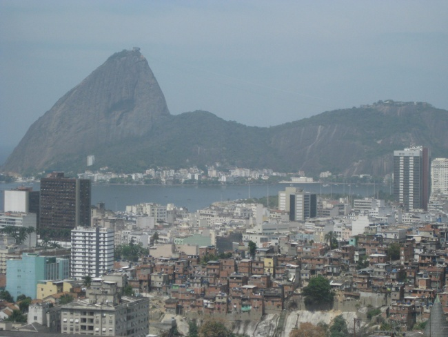 Botafogo Brazil Double-Barrelled Travel