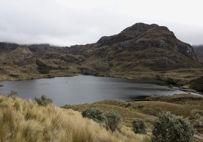 Cajas National Park Ecuador lake loop trail Double-Barrelled Travel