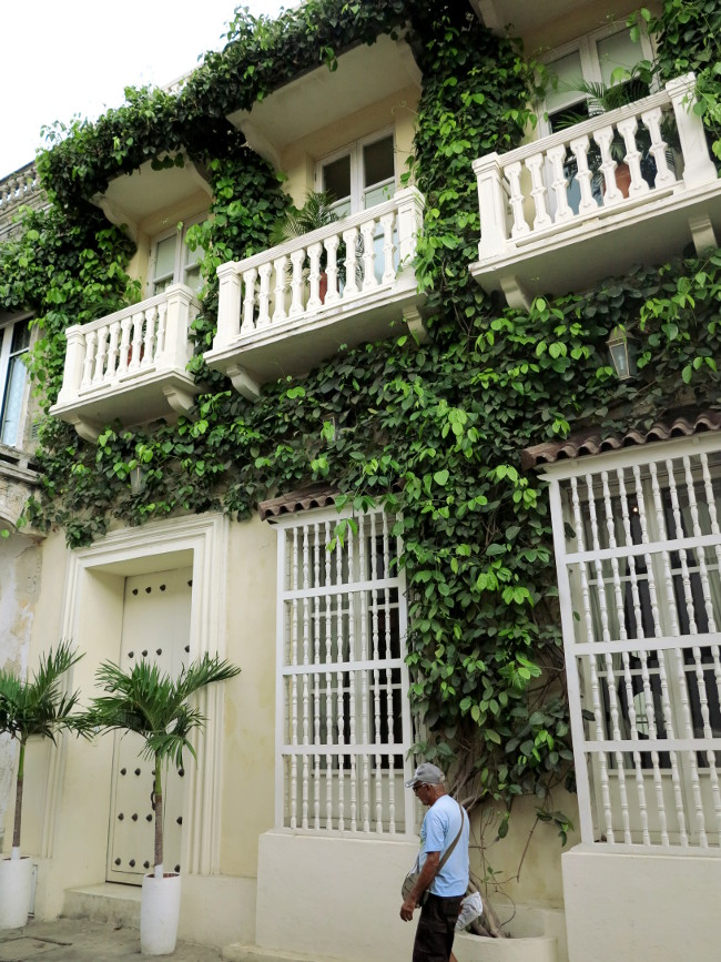 Cartagena beautiful house Double-Barrelled Travel