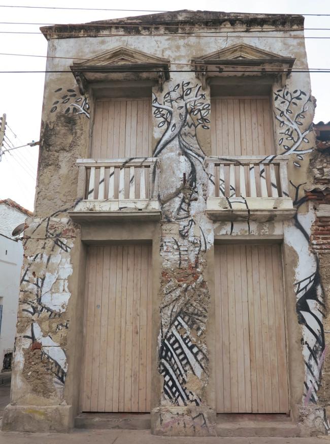 Cartagena house Double-Barrelled Travel