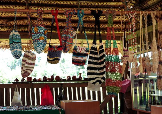 Eco tourism goods Amazon
