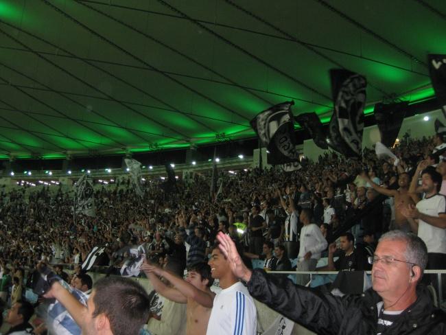 Maracanã Brazil Double-Barrelled Travel