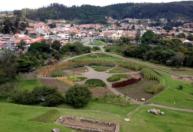 bank museum cuenca gardens2 Double-Barrelled Travel