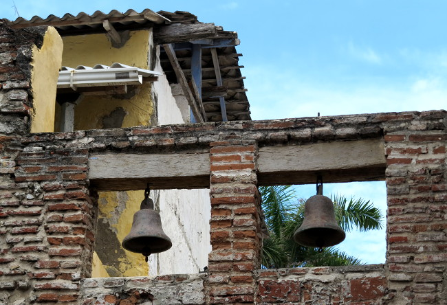 bells in Cartagena Double-Barrelled Travel