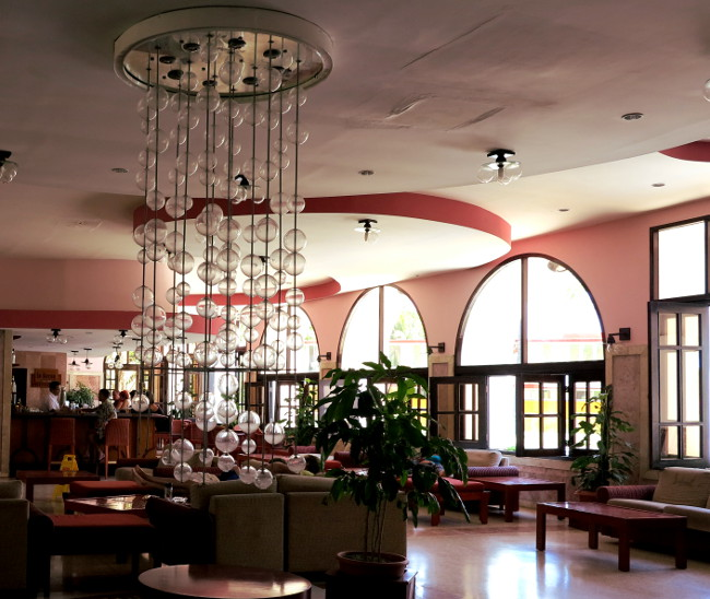 Belive Resort reception cuba Double-Barrelled Travel