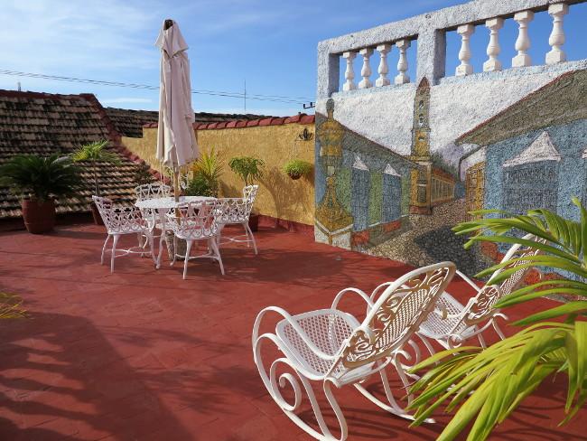 Casa particular Cuba Double-Barrelled Travel