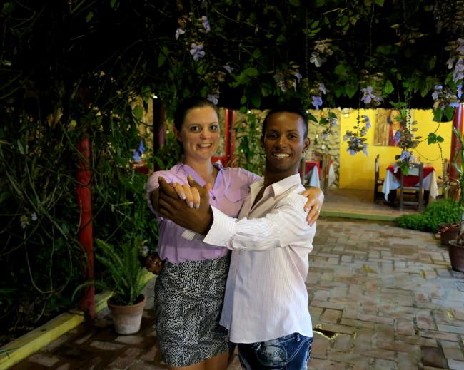 Cuba salsa dancing Double-Barreled Travel