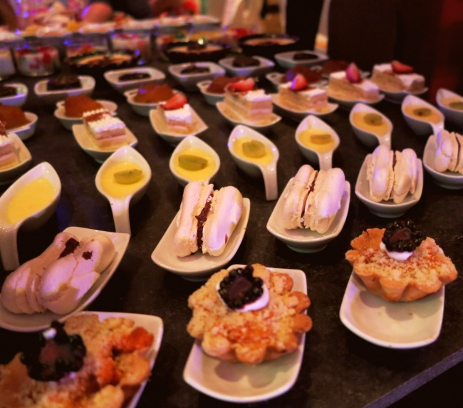 Desserts at Dreams Riviera Cancun Double-Barrelled Travel