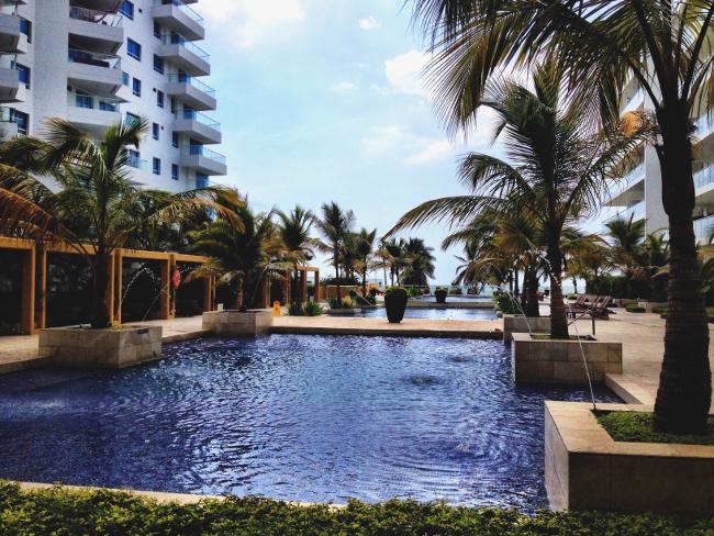 Morris Epic Cartagena Double-Barrelled Travel