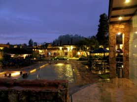 A holiday from my husband – Experiencing Piedra de Agua day spa in Banos, Ecuador