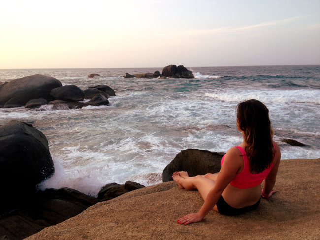Tayrona national park Colombia Double-Barrelled Travel